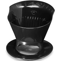 Melitta Pour Over Brew Cone - Black