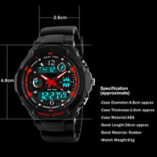 Hornet LED Digital Quartz Water Resistant Cycling Watch