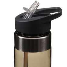 Flip Straw Stainless Steel Cycling Water Bottle
