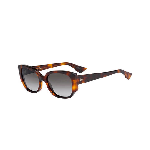 Dior Christian Dior Sunglasses - Dior Night 2 / Frame: Tortoise Lens: Brown