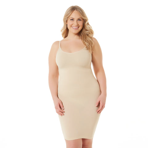 Women's Plus Size Shaping Slip