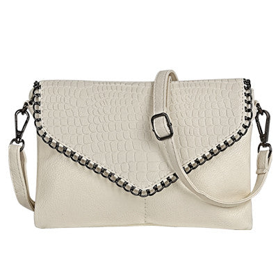 Casual Chains Alligator Bag
