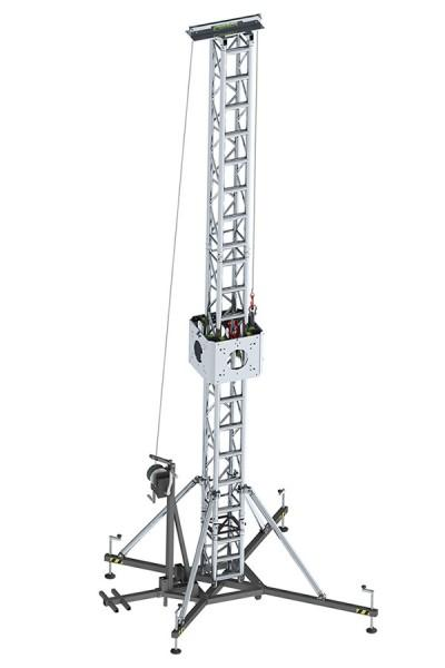 Lifts, Rigging and Truss - Guaranteed lowest prices! Call(407)269-9607