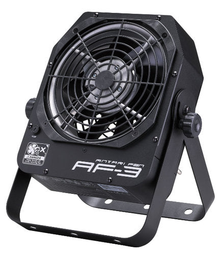 Antari AF-3X - COMPACT, LIGHTWEIGHT VIABLE SPEED DMX FAN - Guaranteed lowest prices! Call LED @ (407)269-9607