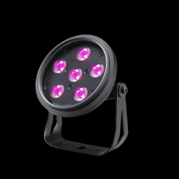 Antari DFX-IPS510 - DFXSpot 510IP - 6 x 365nm, IP Rated UV Spot - Guaranteed lowest prices! Call LED @ (407)269-9607