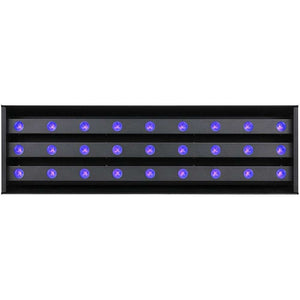 Antari DFX-W2000 - UV Wash 2000 - 27 x 365nm UV wash w/modular adjustable strips - Guaranteed lowest prices! Call LED @ (407)269-9607