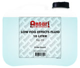 Antari FLL-10 - 10L BOTTLE - LOW LYING FOG FLUID - Guaranteed lowest prices! Call LED @ (407)269-9607