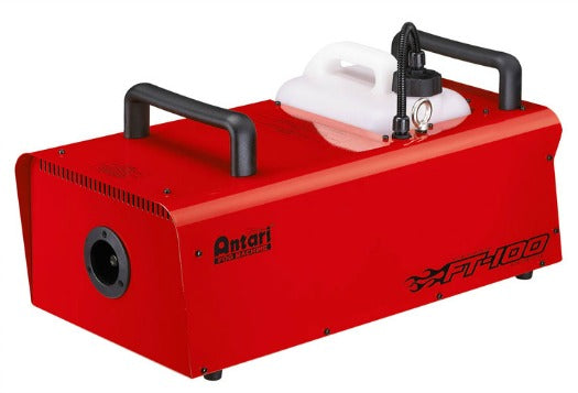 Antari FT-100 - 1500w Fire Training Smoke Generator w/Simple Controls - Guaranteed lowest prices! Call LED @ (407)269-9607