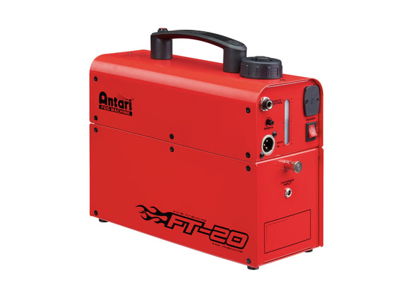 Antari FT-20 - DC 12V Battery-Operated Mobile Smoke Generator - Guaranteed lowest prices! Call LED @ (407)269-9607