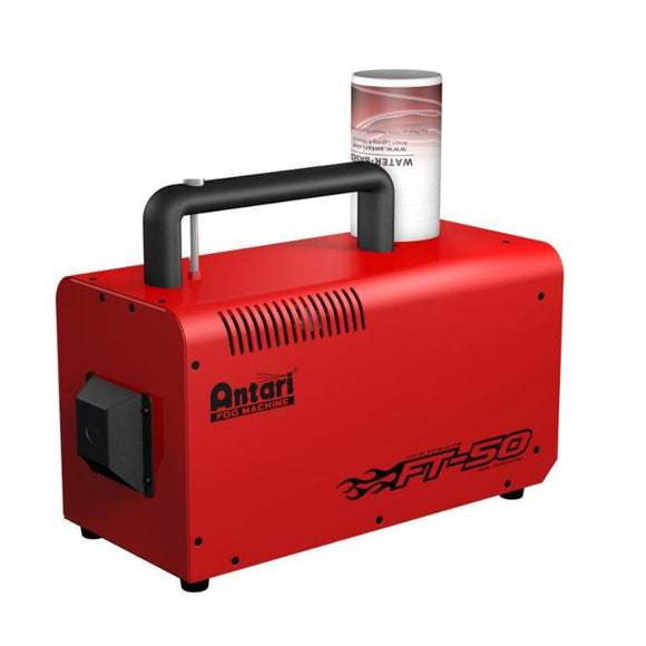 Antari FT-55 - Compact, Mechanical Fog Machine w/Wired Remote - Guaranteed lowest prices! Call LED @ (407)269-9607