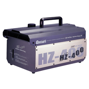 Antari HZ-400 - HIGH VOLUME OIL/WATER BASED HAZE GENERATOR - Guaranteed lowest prices! Call LED @ (407)269-9607