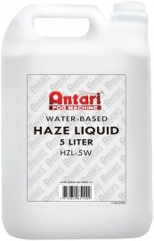 Antari HZL-5W - 5L WATER BASED HAZE FLUID - Guaranteed lowest prices! Call LED @ (407)269-9607