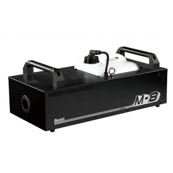 Antari M-8 - 1800W Performance Touring Fogger w/Timer - Guaranteed lowest prices! Call LED @ (407)269-9607