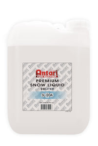 Antari SL-20AN - 20L BOTTLE - STANDARD SNOW FLUID - Guaranteed lowest prices! Call LED @ (407)269-9607
