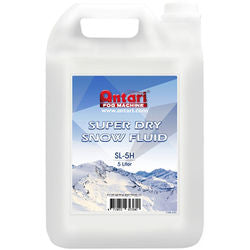 Antari SL-5H - 5L BOTTLE - SUPER DRY/HIGH VOLUME SNOW FLUID - Guaranteed lowest prices! Call LED @ (407)269-9607