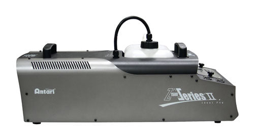 Antari Z-1500II - 1500W FOGGER W/DMX & TIMER REMOTE - Guaranteed lowest prices! Call LED @ (407)269-9607