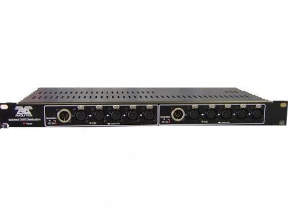 Avolites Isolated DMX Rack Splitter 33-65-1000 - Guaranteed lowest prices! Call LED @ (407)269-9607