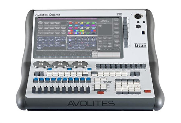 Avolites Quartz Console 31-01-2210P - Guaranteed lowest prices! Call LED @ (407)269-9607
