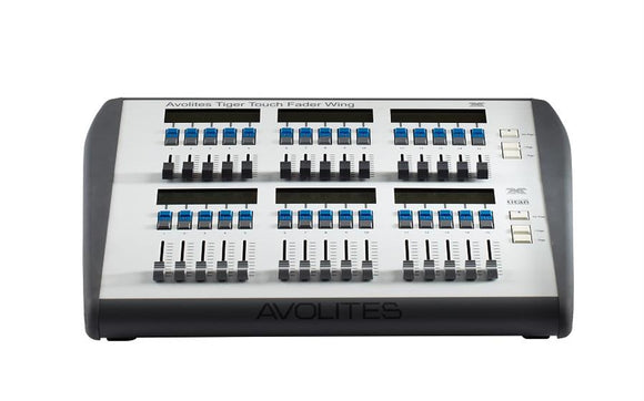 Avolites Tiger Touch II Fader Wing 30.01-3030 - Guaranteed lowest prices! Call LED @ (407)269-9607