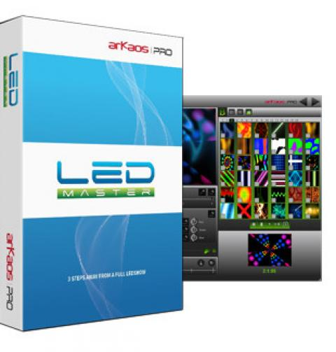 Blizzard Lighting ArKaos - LED Master - Lowest prices! Call LED (407)269-9607