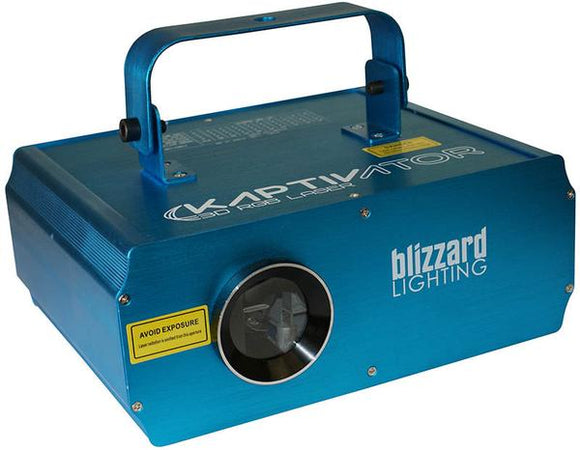 Blizzard Lighting KAPTIVATOR Laser - Lowest prices! Call LED (407)269-9607