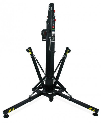Fenix Stage ELV-230/5 - Lifting tower with adjustable leg system - Guaranteed lowest prices! Call LED @ (407)269-9607