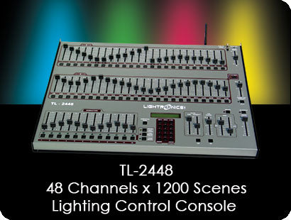 Lightronics TL2448 Lighting Console