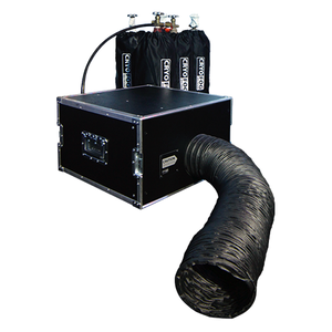 Look Solutions Cryo-Fog HP Fog Machine - CF-0451 - Guaranteed lowest prices! Call LED @ (407)269-9607
