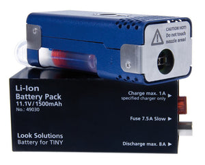Look Solutions Tiny FX Fog Machine - TF-0650 - Guaranteed lowest prices! Call LED @ (407)269-9607