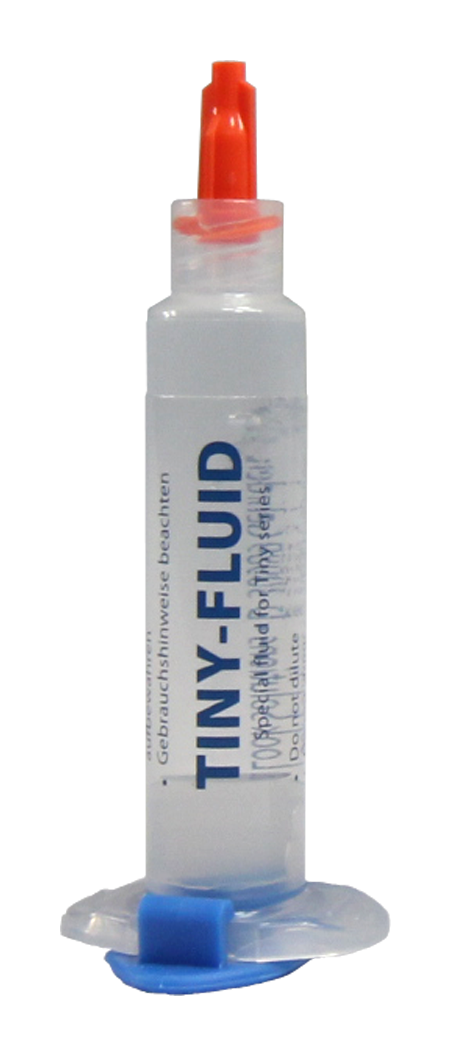 Look Solutions Tiny Fluid 8 Pack Syringe for Tiny FX - TF-3118 - Guaranteed lowest prices! Call LED @ (407)269-9607