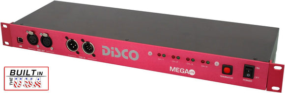 Mega Lite DISCO SPLITTER - MC1050 -  Lowest prices! Call (407)269-9607