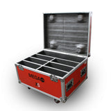 Mega Lite Road Case - CAS-3010-6  Lowest prices Call LED (407)269-9607