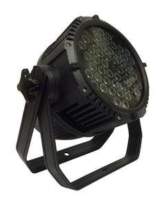 Meteor Light and Sound - LED -LUM -348S - IP65 - 48 - 3W RGBW  6,8,10 CHANNEL OUTDOOR LED WASH