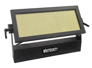 Meteor Light and Sound - LED - WOS WHITE OUT LED STROBE - 1452 white LEDS