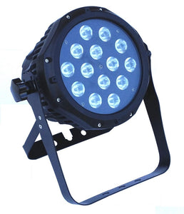 Meteor Light and Sound - LUM-1014 - LUMENATOR OUTDOOR LED WASH - RGBW - 14 - 10W LEDS (IP-65 RATED)