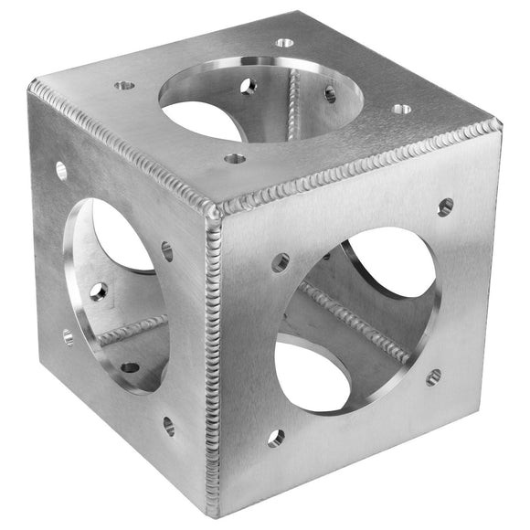 Show Solutions - SPPCB12126 - 6-way flushed corner block for 12