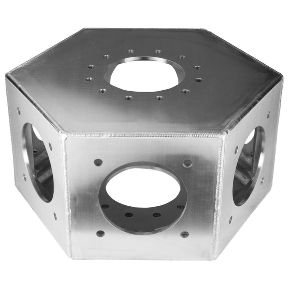 Show Solutions DB12X6 - 6-Way Hex-Bock - Guaranteed lowest prices! Call LED @ (407)269-9607