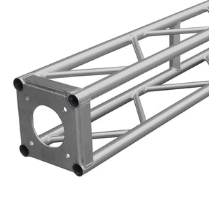"Show Solutions EP1210 - 10' long, 12"" x 12"" square EP truss with bolts - Guaranteed lowest prices! Call LED @ (407)269-9607"