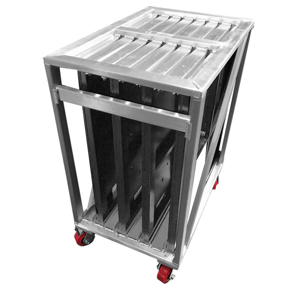 Show Solutions PBH1200WC8 - Base Plate Cart - Guaranteed lowest prices! Call LED @ (407)269-9607