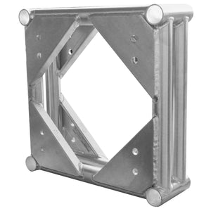 "Show Solutions SP20006 - 6"" long, 20.5"" x 20.5"" square truss spacer with bolts - Guaranteed lowest prices! Call LED @ (407)269-9607"
