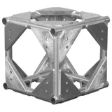 "Show Solutions SP2000 - 6-way corner block for 20.5"" x 20.5"" square trussing - Guaranteed lowest prices! Call LED @ (407)269-9607"