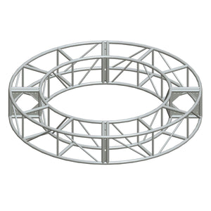 "Show Solutions SP20C4010 - 20.5"" x 20.5"" Box Truss Circle - 40' diameter 20.5"" box truss - 10 sections OD dims - Guaranteed lowest prices! Call LED @ (407)269-9607"