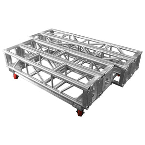 "Show Solutions SPTD12X3-US - Three Row Truss Dolly For 12""X12"" Truss Sticks, U.S. Made - Guaranteed lowest prices! Call LED @ (407)269-9607"