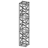 "Show Solutions SPTT2010 - 20.5"" x 20.5"" Tower Truss - 10' tall, 20.5"" wide PRO Tower - Guaranteed lowest prices! Call LED @ (407)269-9607"
