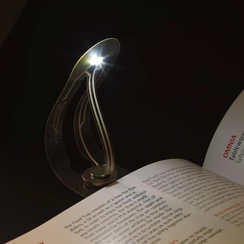 Paperthin Bookmark Lamp
