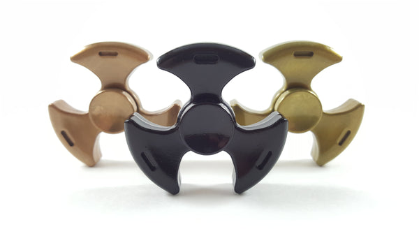 Metal Heavy Duty Tri-Spinner