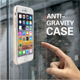 Anti-Gravity Case Nano Suction Sticky Selfie Cover iPhone X 6 7 8 Goat Suction