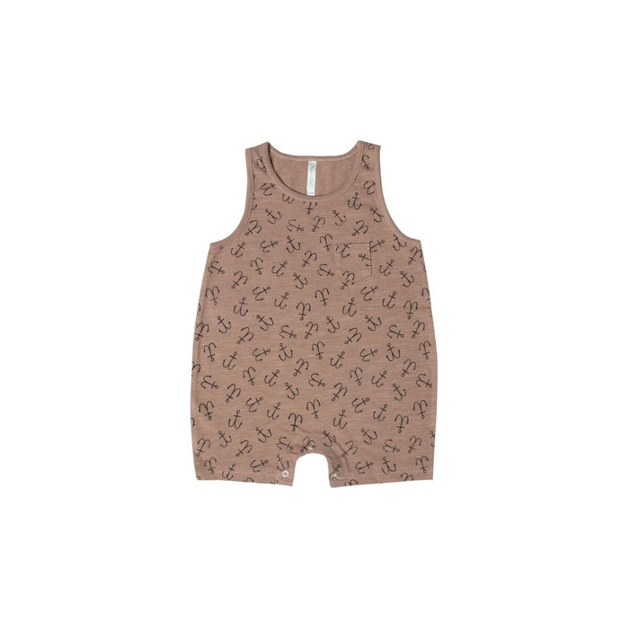 Anchor Sleeveless Jumper