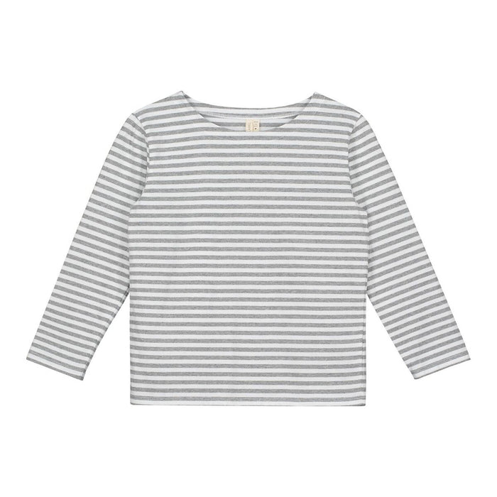 Gray Label L/S Striped Tee