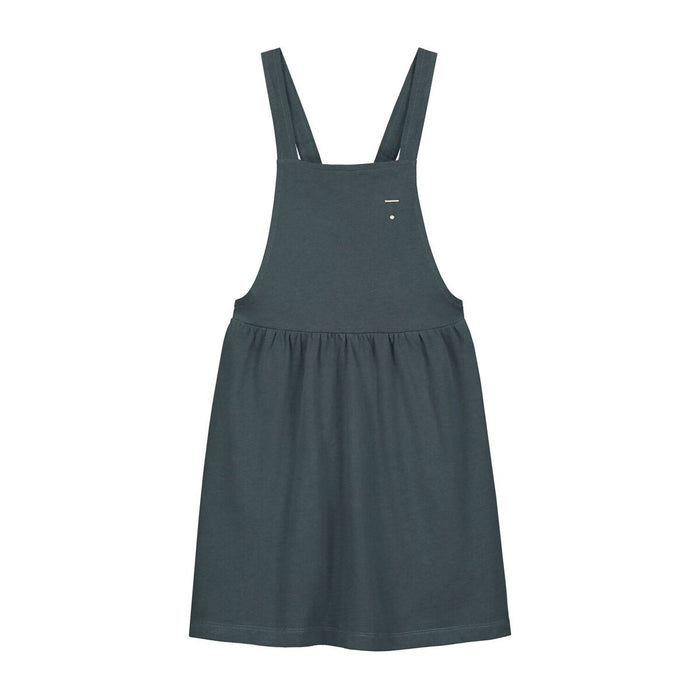Blue Grey Pinafore